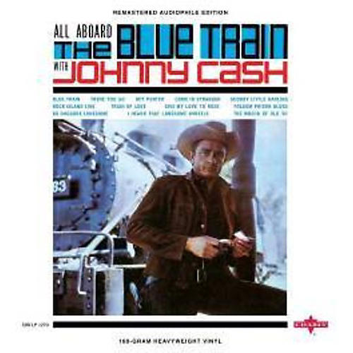Alliance Johnny Cash - All Aboard The Blue Train thumbnail