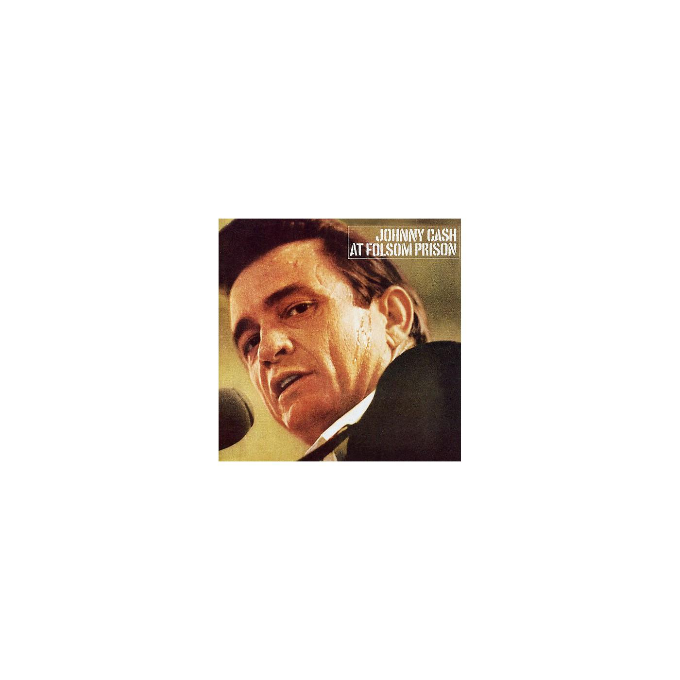 Alliance Johnny Cash - At Folsom Prison (CD) thumbnail