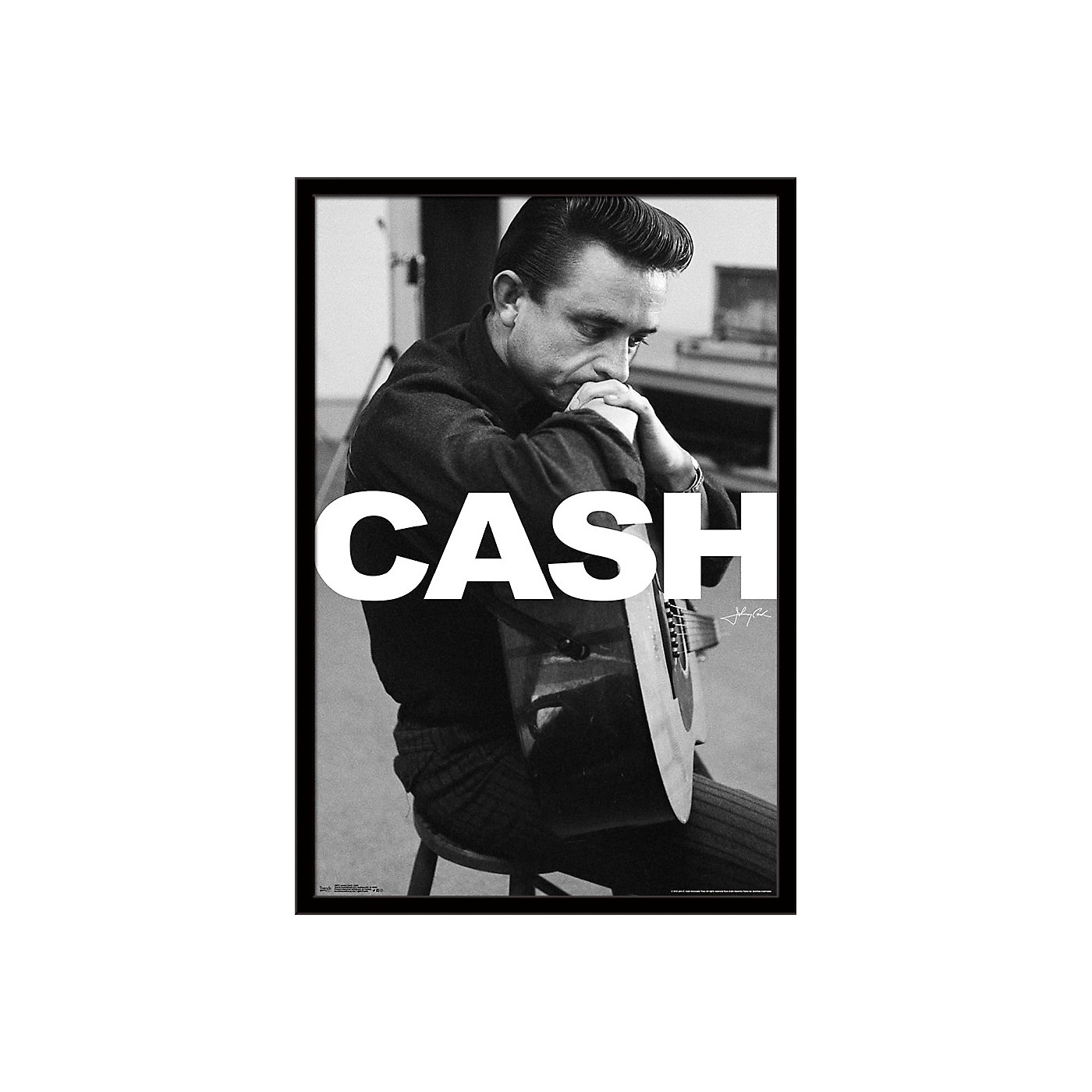 Trends International Johnny Cash - Cash Poster thumbnail