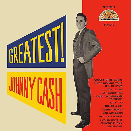 Alliance Johnny Cash - Greatest thumbnail