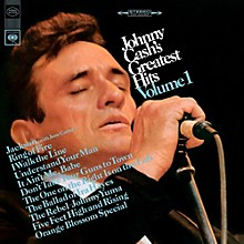 Johnny Cash - Johnny Cash's Greatest Hits LP