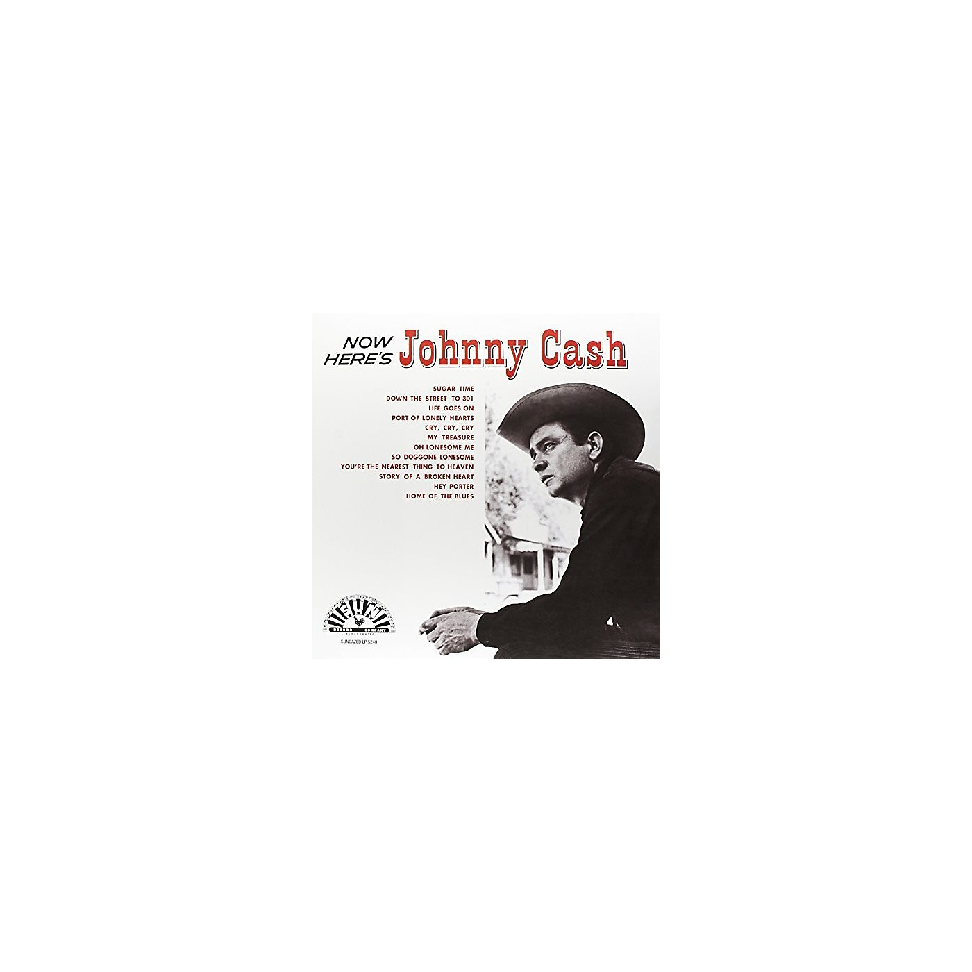 Alliance Johnny Cash - Now Here's Johnny thumbnail