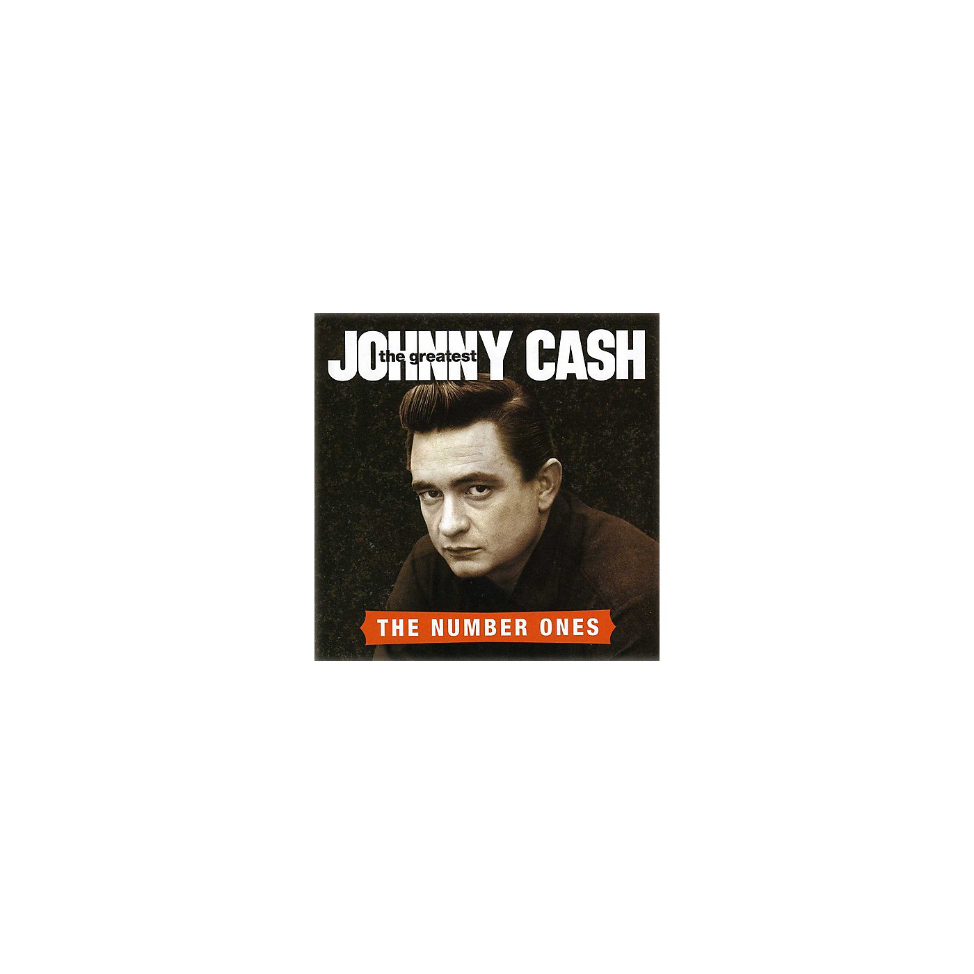 Alliance Johnny Cash - The Greatest: Number One's (CD) thumbnail
