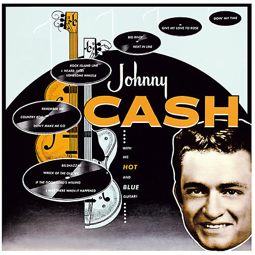 Alliance Johnny Cash - With His Hot & Blue Guitar thumbnail