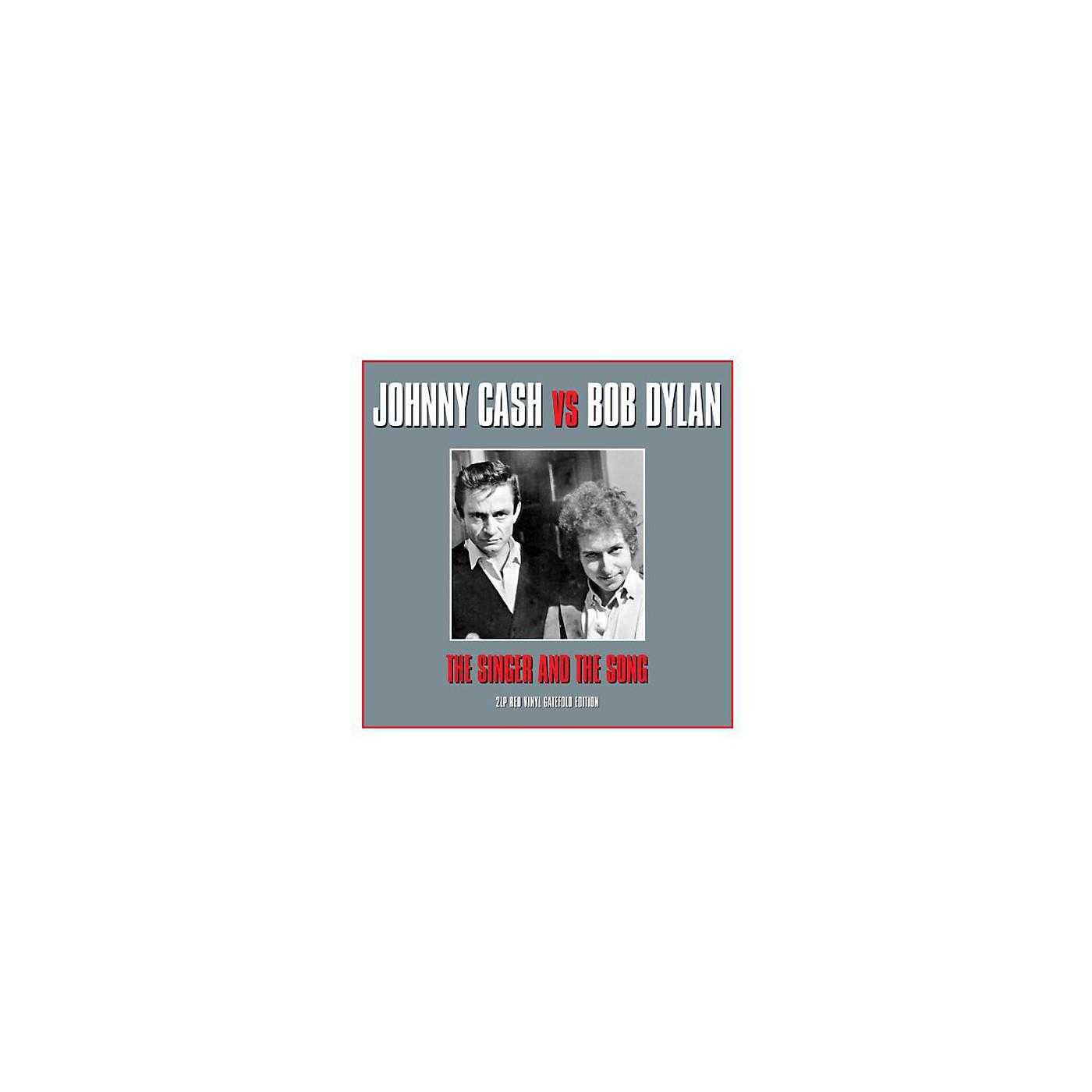 Alliance Johnny Cash & Bob Dylan - Singer & the Song thumbnail