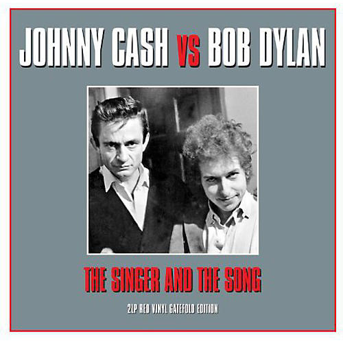 Alliance Johnny Cash & Bob Dylan - Singer & the Song thumbnail