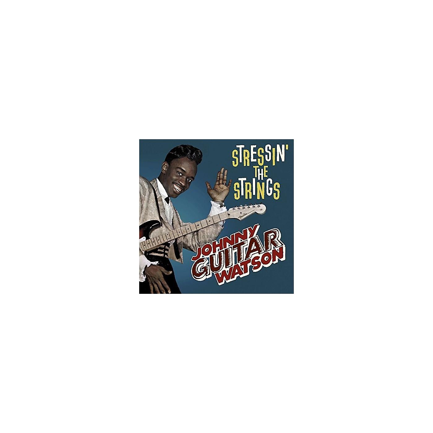 Alliance Johnny Guitar Watson - Stressin' The Strings thumbnail