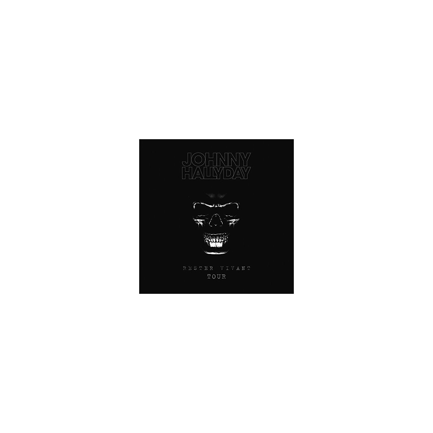 Alliance Johnny Hallyday - Rester Vivant Tour thumbnail