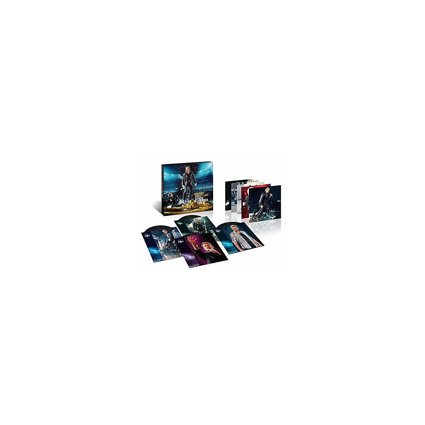 Alliance Johnny Hallyday - Stade de France 98 thumbnail