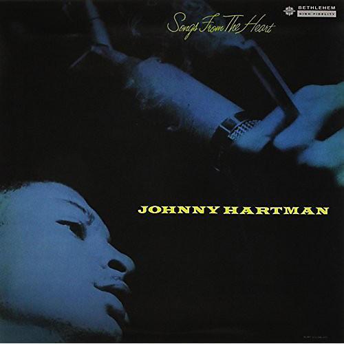 Alliance Johnny Hartman - Songs from the Heart thumbnail
