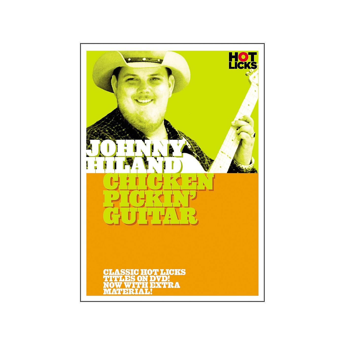Hot Licks Johnny Hiland Chicken Pickin' Guitar DVD thumbnail
