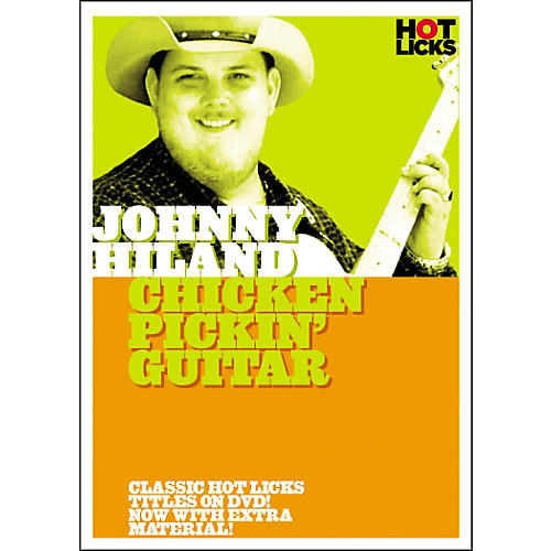 Hot Licks Johnny Hiland Chicken Pickin' Guitar DVD thumbnail