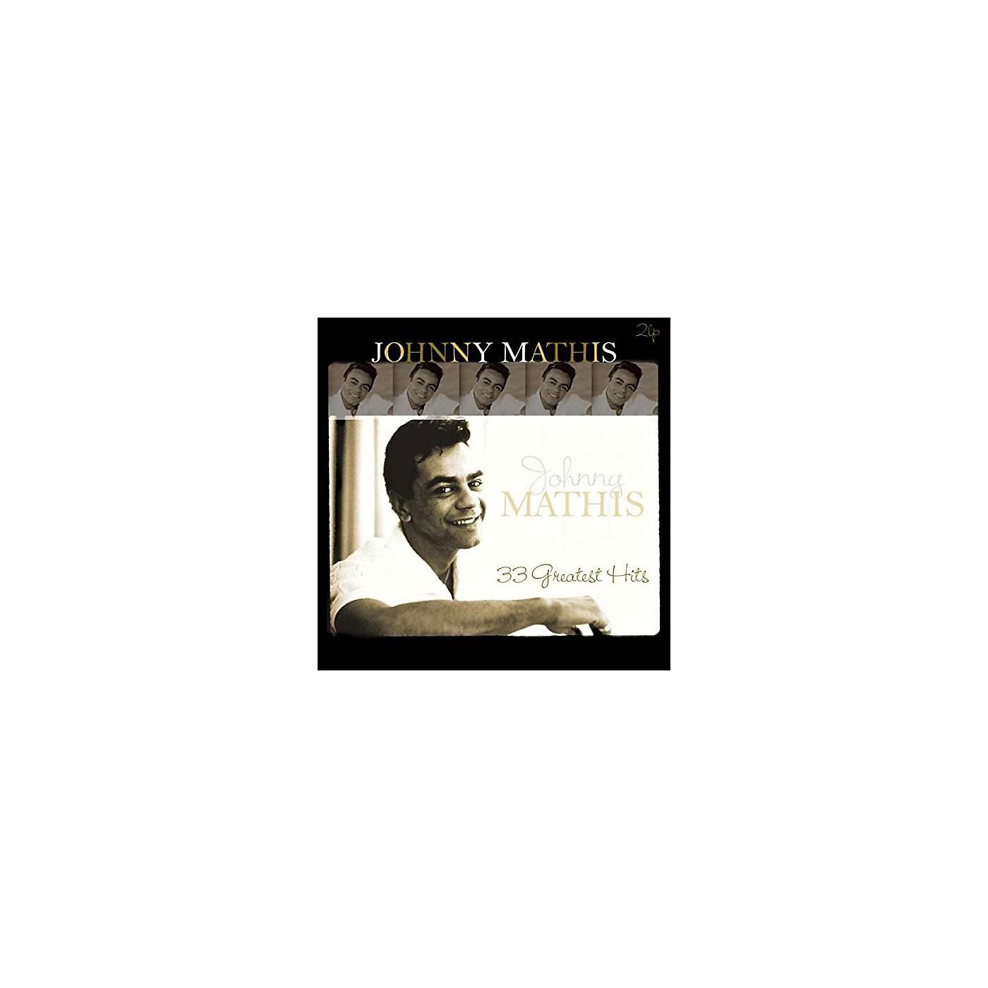 Alliance Johnny Mathis - 33 Greatest Hits thumbnail