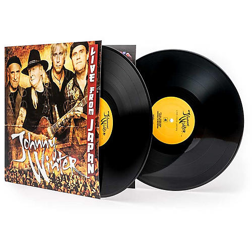 Alliance Johnny Winter - Live from Japan thumbnail