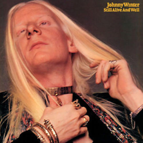 Alliance Johnny Winter - Still Alive and Well thumbnail