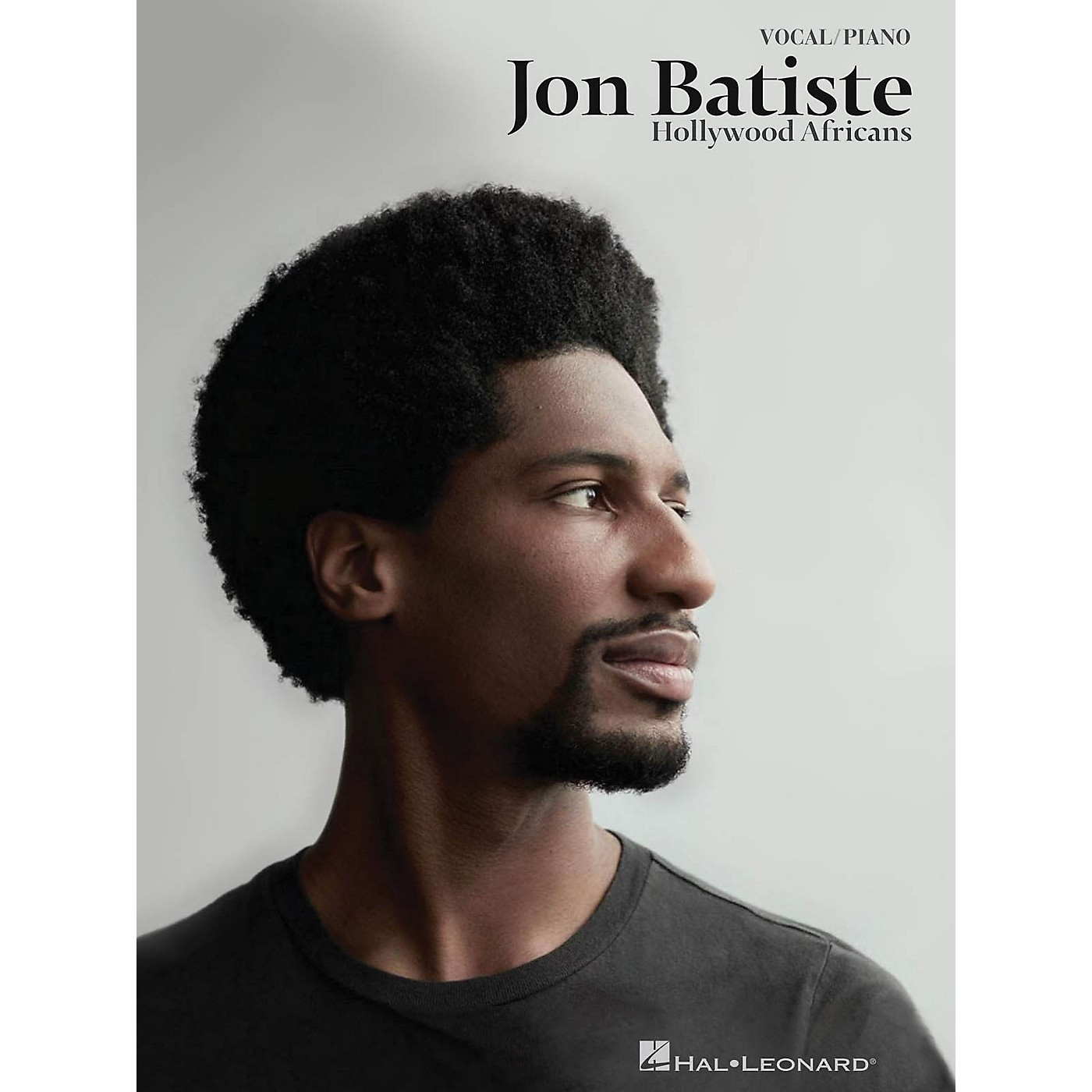 Hal Leonard Jon Batiste - Hollywood Africans Piano Solo Songbook thumbnail