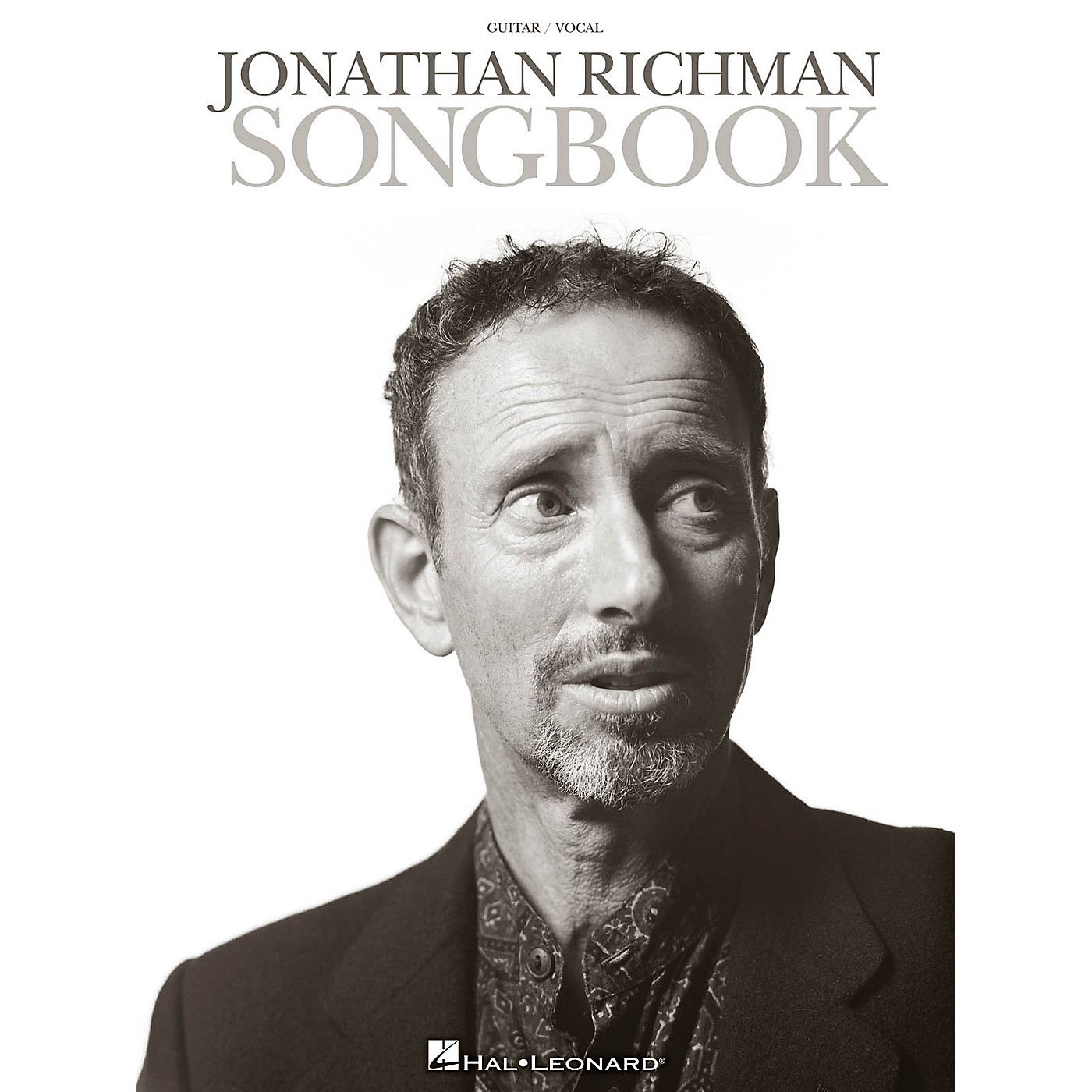 Hal Leonard Jonathan Richman Songbook Guitar Collection Series Softcover Performed by Jonathan Richman thumbnail