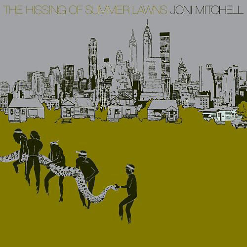 Alliance Joni Mitchell - The Hissing Of Summer Lawns thumbnail