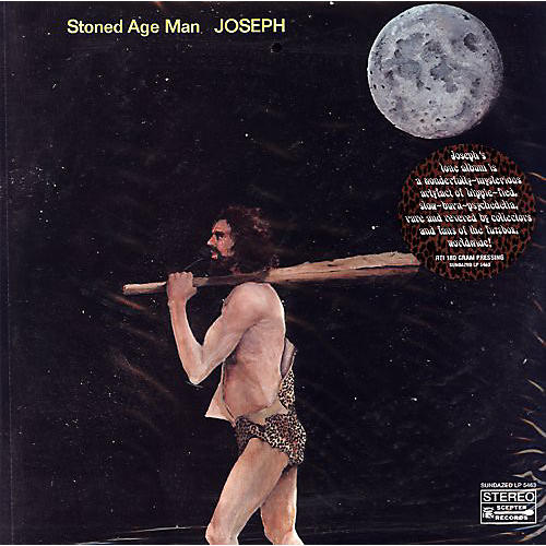 Alliance Joseph - Stoned Age Man thumbnail