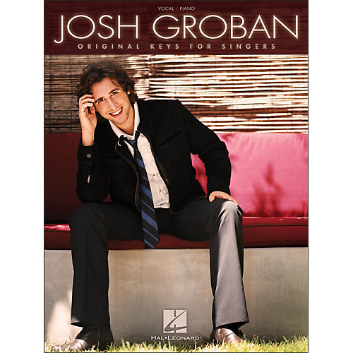 Hal Leonard Josh Groban - Original Keys for Singers thumbnail
