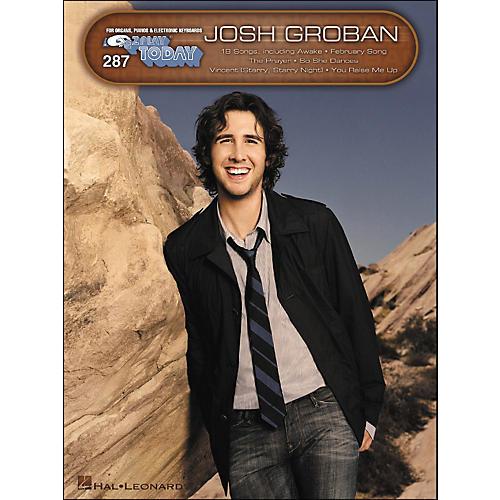 Hal Leonard Josh Groban E-Z Play 287 thumbnail