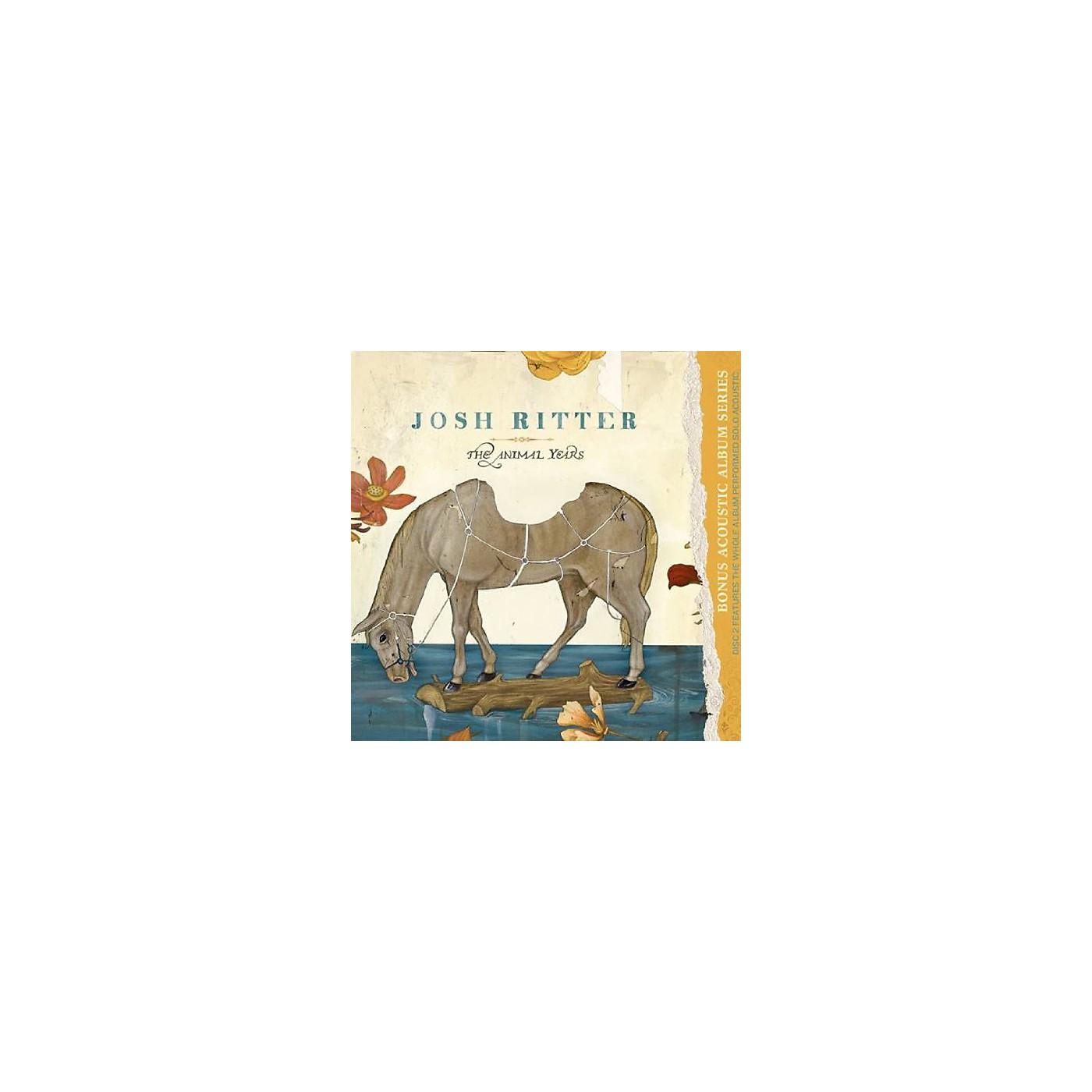 Alliance Josh Ritter - The Animal Years thumbnail