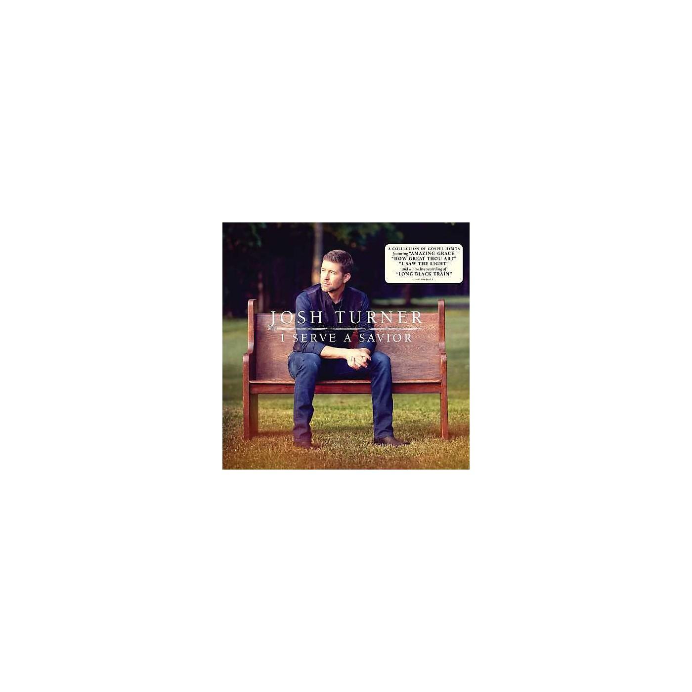 Alliance Josh Turner - I Serve A Savior (CD) thumbnail
