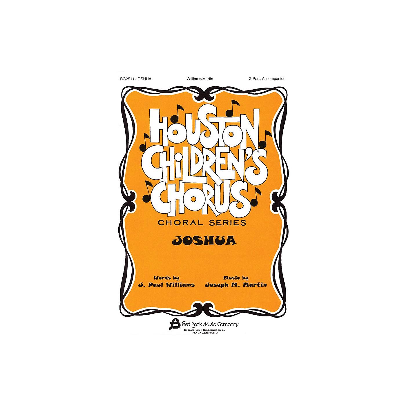 Fred Bock Music Joshua CD 10-PAK Composed by J. Paul Williams thumbnail