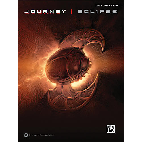 Alfred Journey - Eclipse Piano/Vocal/Guitar Book thumbnail