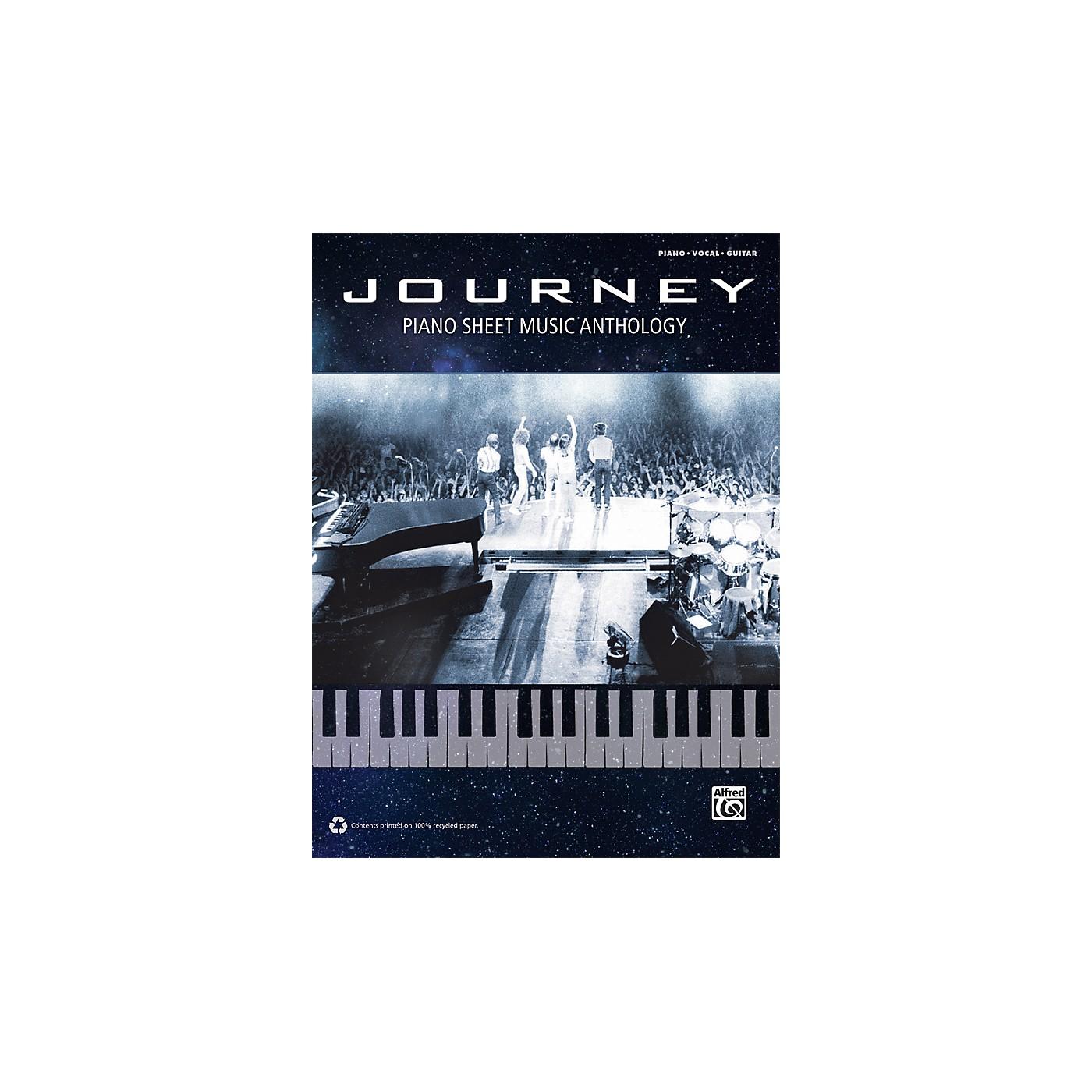 Alfred Journey - Piano Sheet Music Anthology Book thumbnail