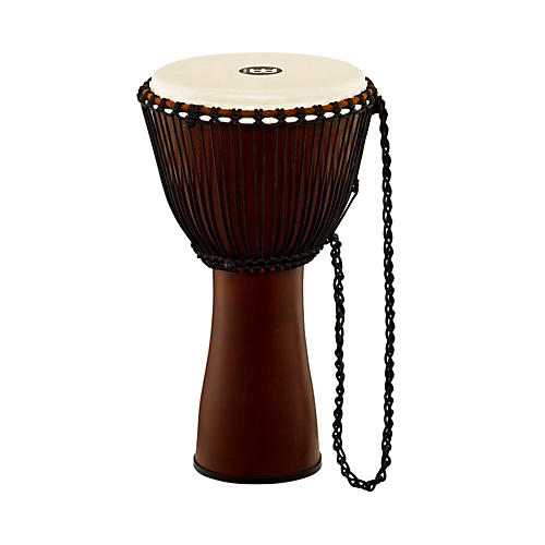 Meinl Journey Series Rope Tuned Fiberglass Goatskin Head Djembe thumbnail