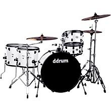 Ddrum Journeyman2 Series Rambler 5-piece Drum Kit with 24 in. Bass Drum