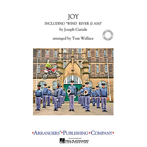 Arrangers Joy Marching Band Level 4 Arranged by Tom Wallace thumbnail