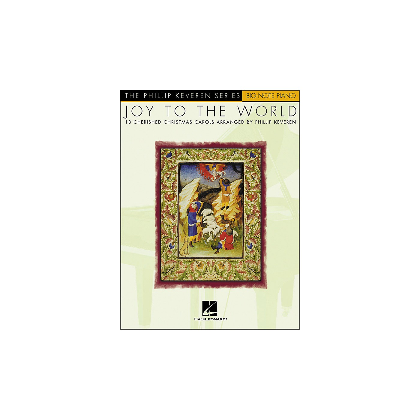 Hal Leonard Joy To The World - The Phillip Keveren Series for Big Note Piano thumbnail