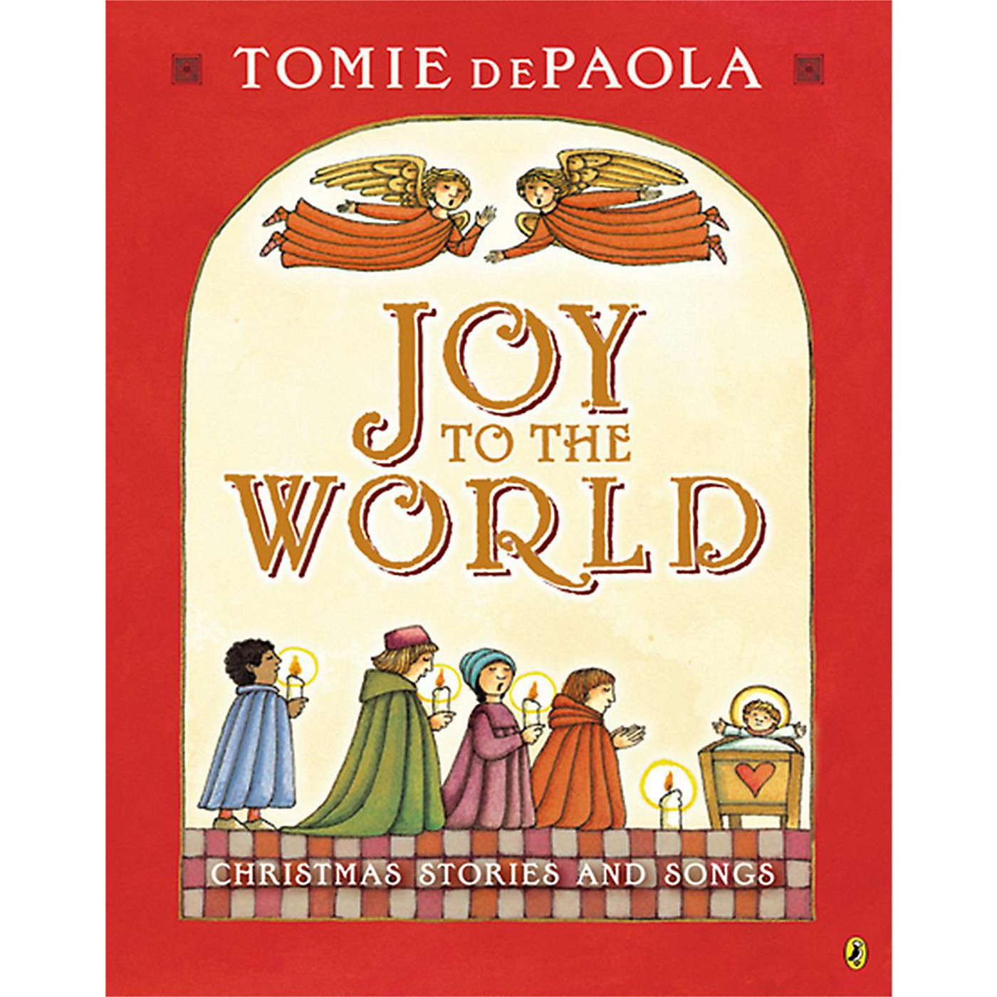 Penguin Books Joy to the World Christmas Stories and Songs Book thumbnail