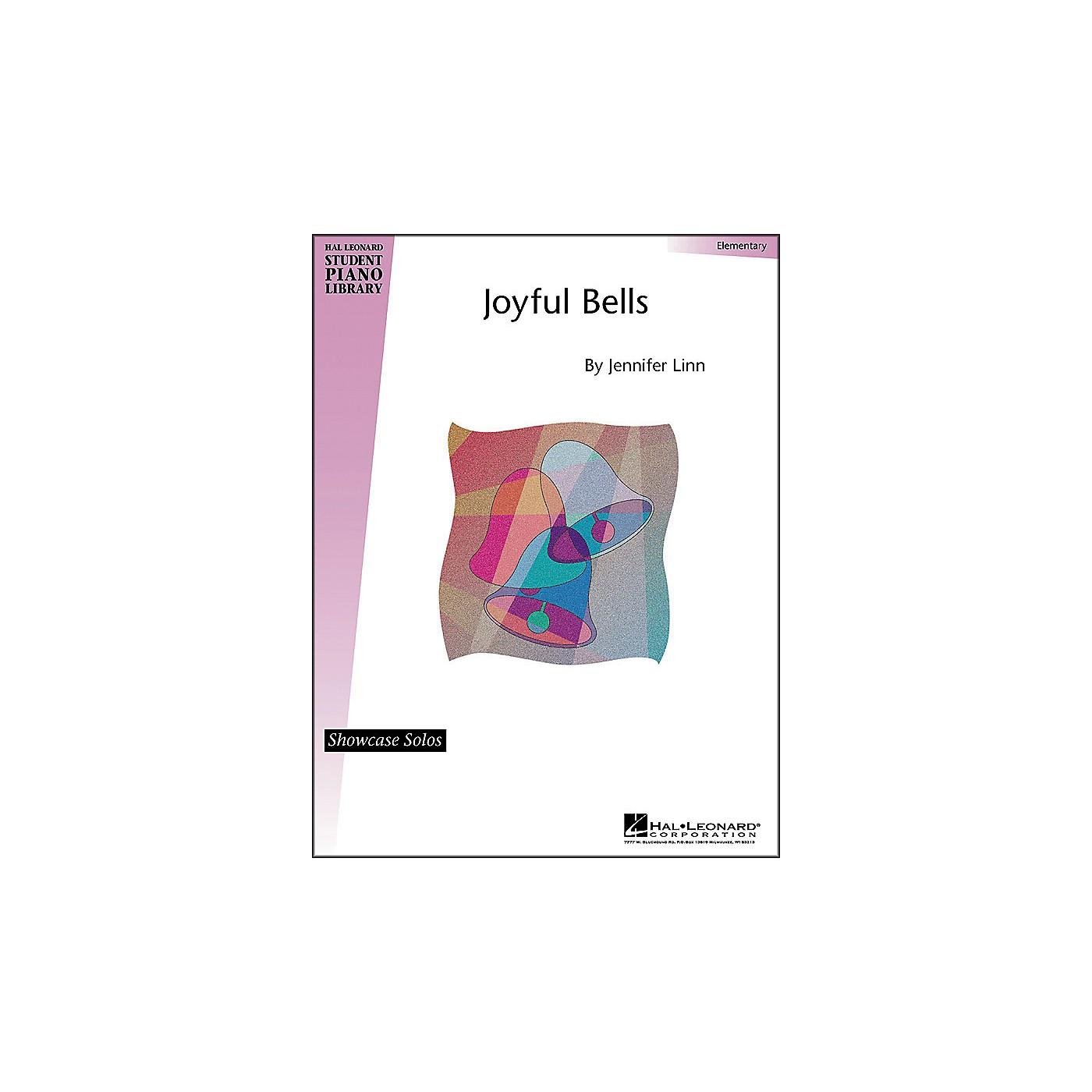 Hal Leonard Joyful Bells Elementary Showcase Solos Hl Student Piano Library by Jennifer Linn thumbnail