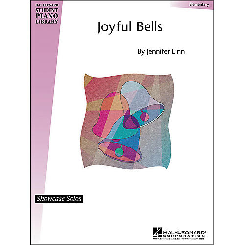 Hal Leonard Joyful Bells Elementary Showcase Solos Hl Student Piano Library by Jennifer Linn thumbnail
