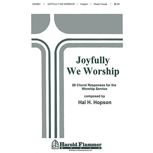 Shawnee Press Joyfully We Worship SATB thumbnail