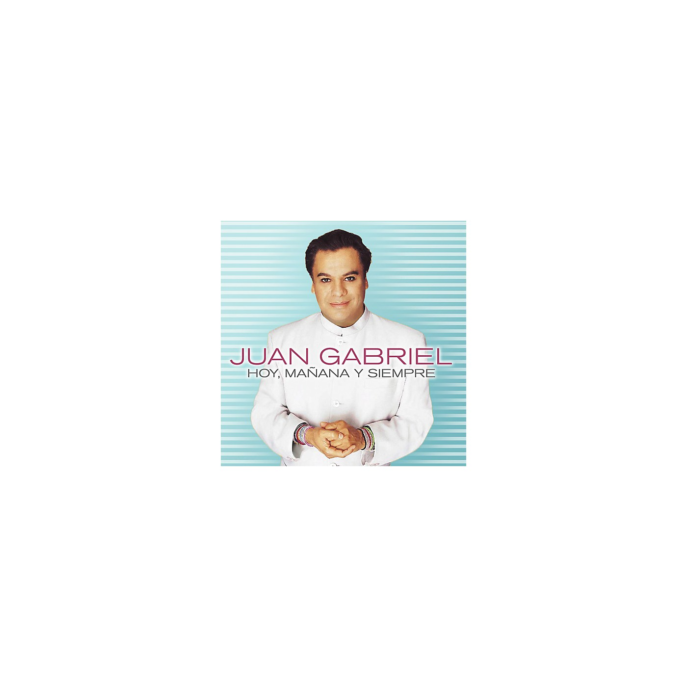 Alliance Juan Gabriel - Hoy, Manana Y Siempre (CD) thumbnail