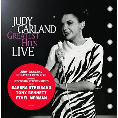 Alliance Judy Garland - Greatest Hits Live thumbnail