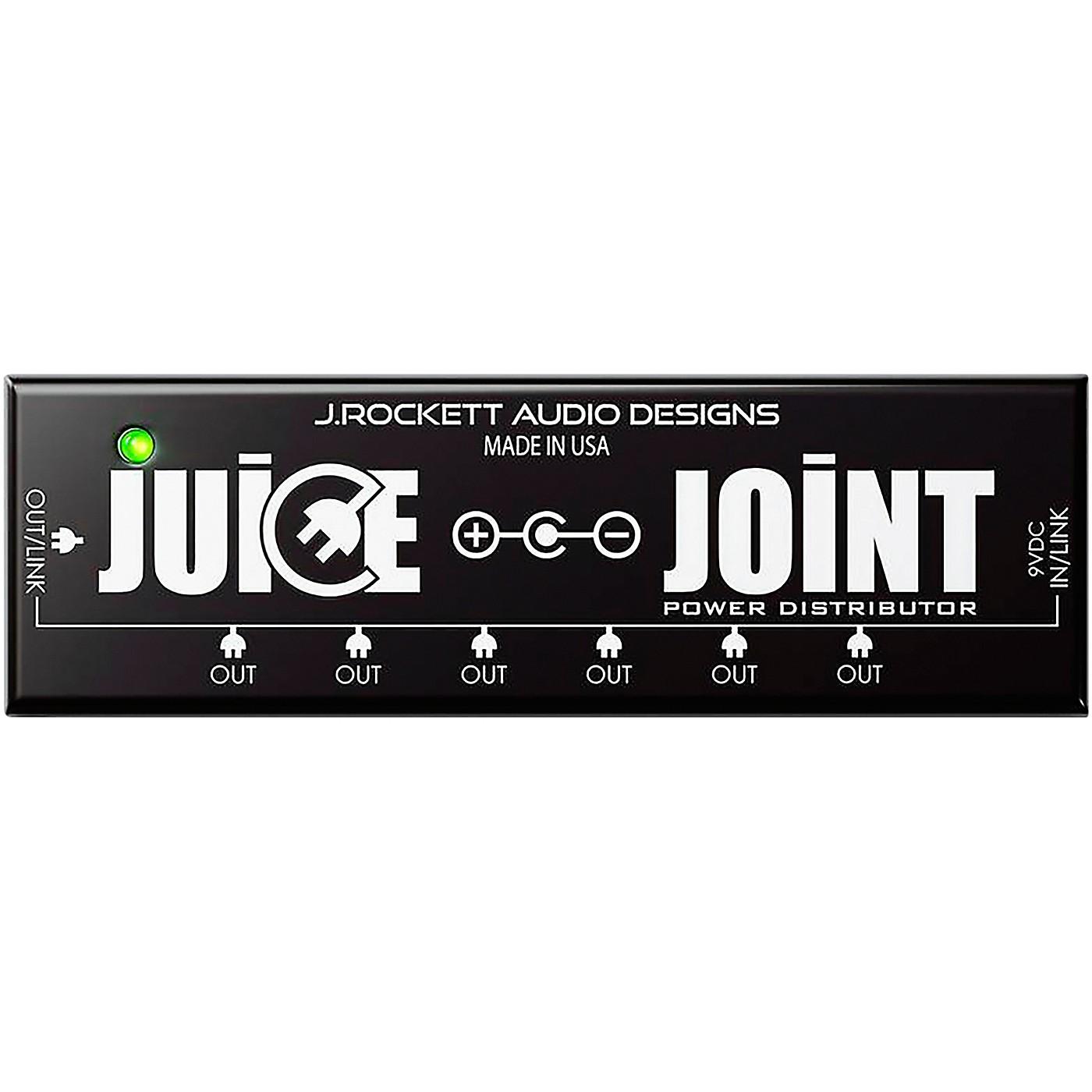 Rockett Pedals Juice Joint Power Distributor thumbnail