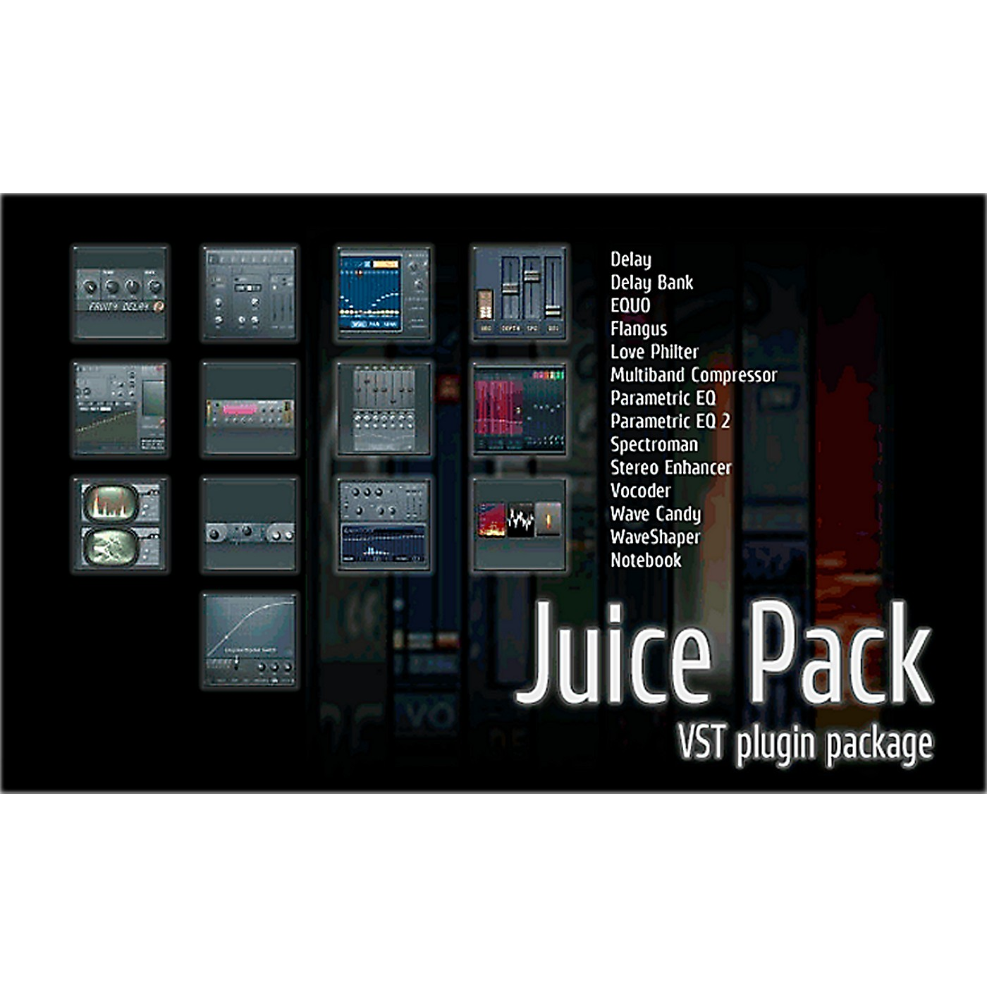 Image Line Juice Pack Software Download thumbnail