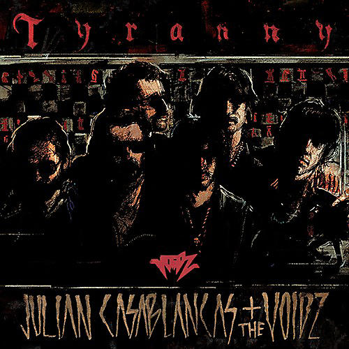 Alliance Julian Casablancas - Tyranny thumbnail
