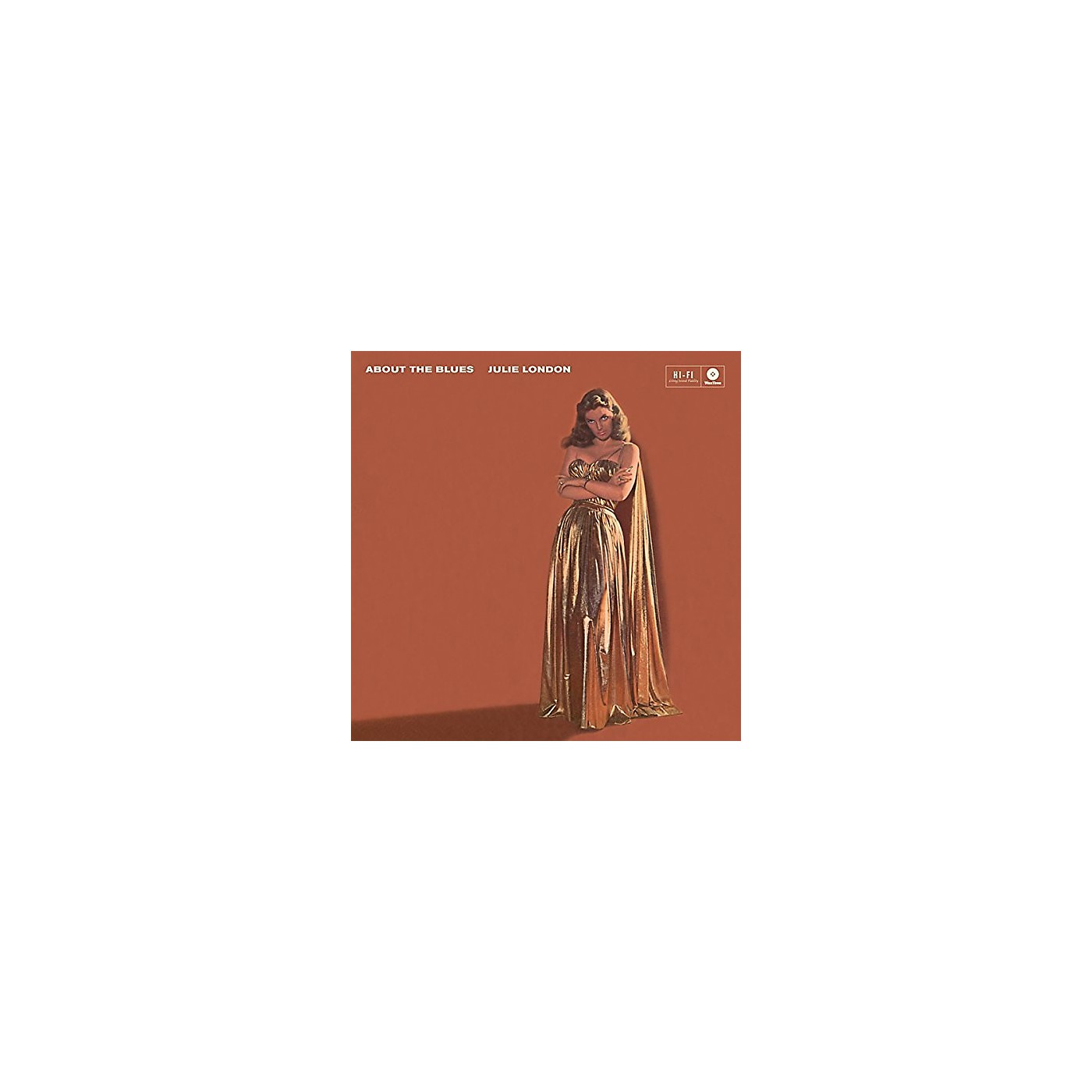 Alliance Julie London - About The Blues + 4 Bonus Tracks thumbnail