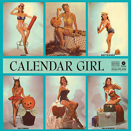 Alliance Julie London - Calendar Girl thumbnail