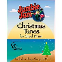 Panyard Jumbie Jam Christmas Tunes for Steel Drum (Book)