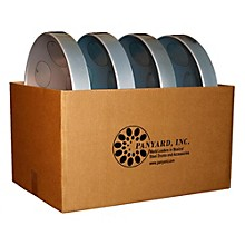 Panyard Jumbie Jam Educator's Steel Drum 4-Pack with Floor Stands