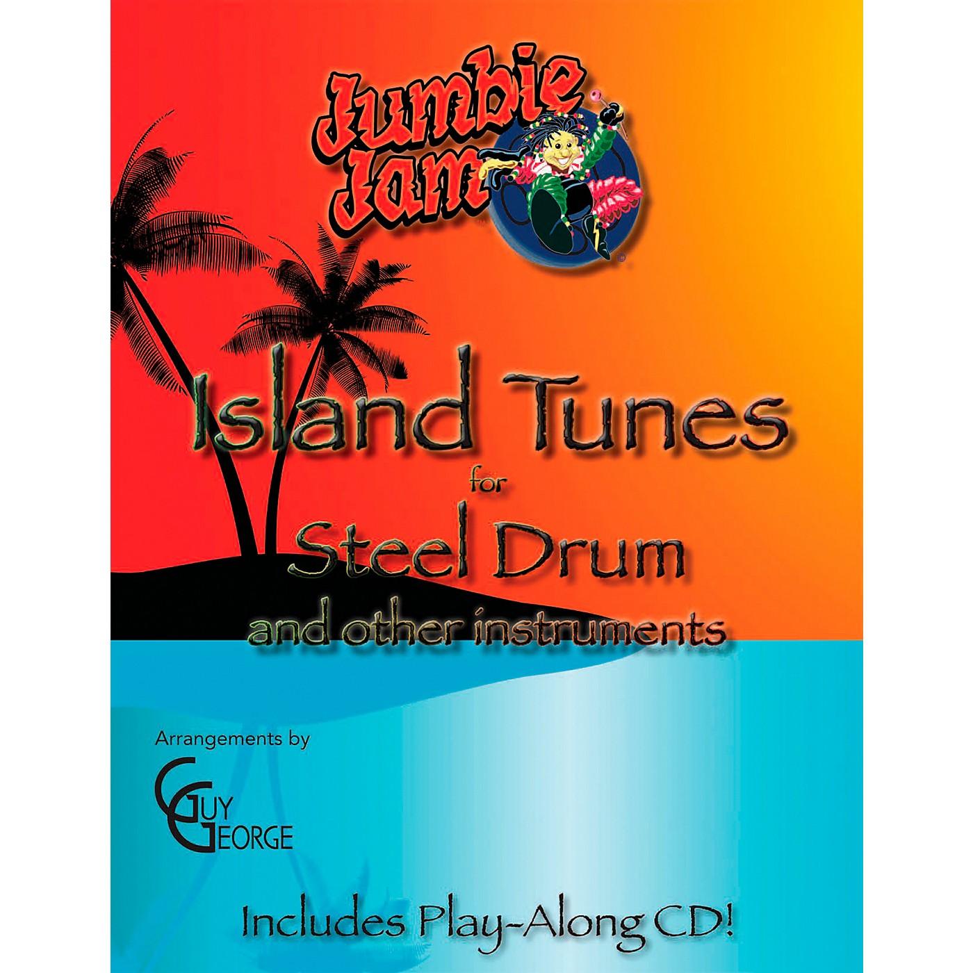 Panyard Jumbie Jam Island Tunes Song Book thumbnail