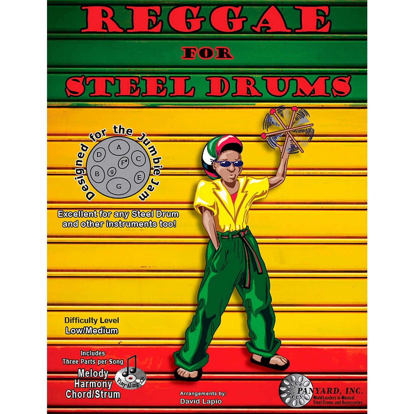 Panyard Jumbie Jam Reggae for Steel Drum Song Book thumbnail