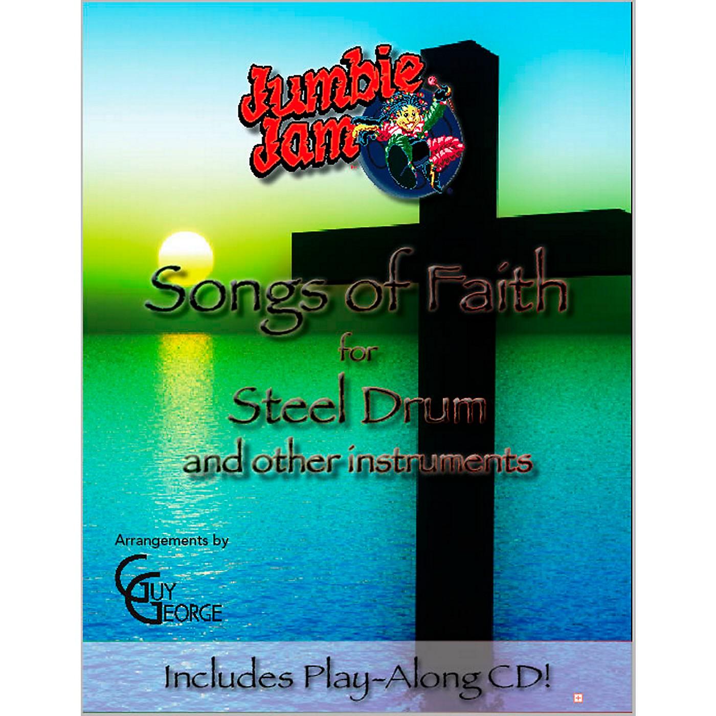 Panyard Jumbie Jam Songs of Faith Song Book thumbnail
